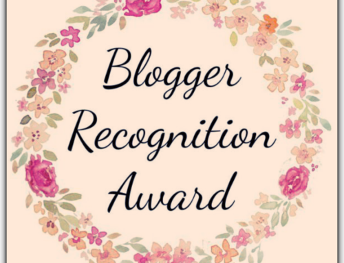 Blogger Recognition Award: sono stata nominata!!!!