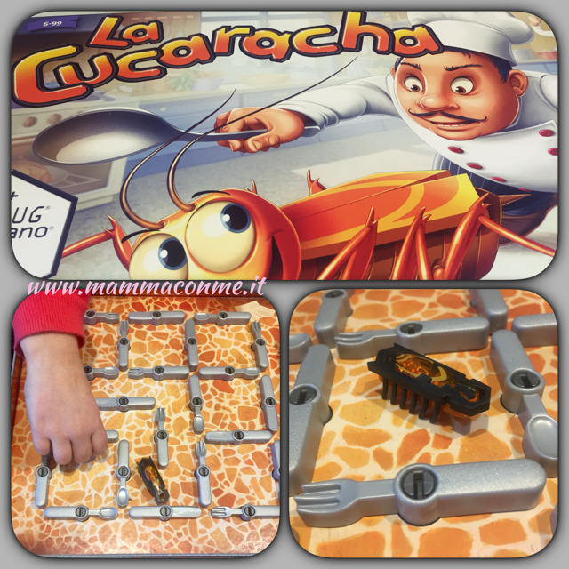 Video Gameplay: La Cucaracha